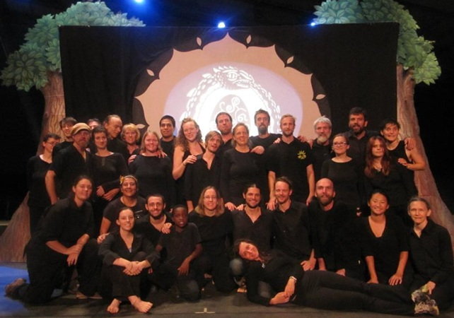 "Cast of ""The Serpent's Egg"" 2011"