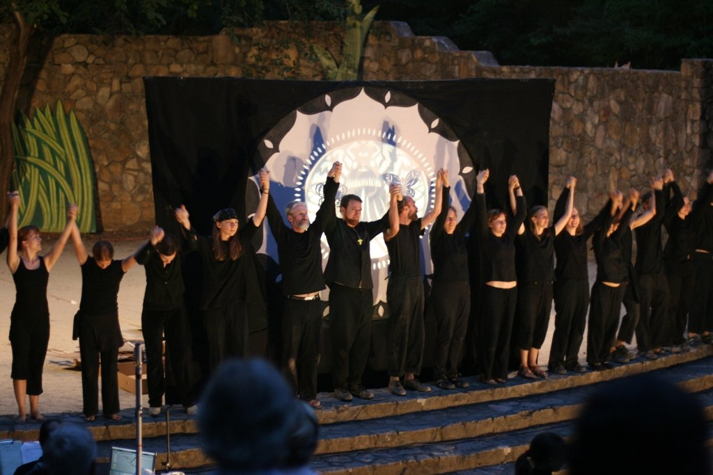 "Cast of ""I Am an Insect"" 2008"