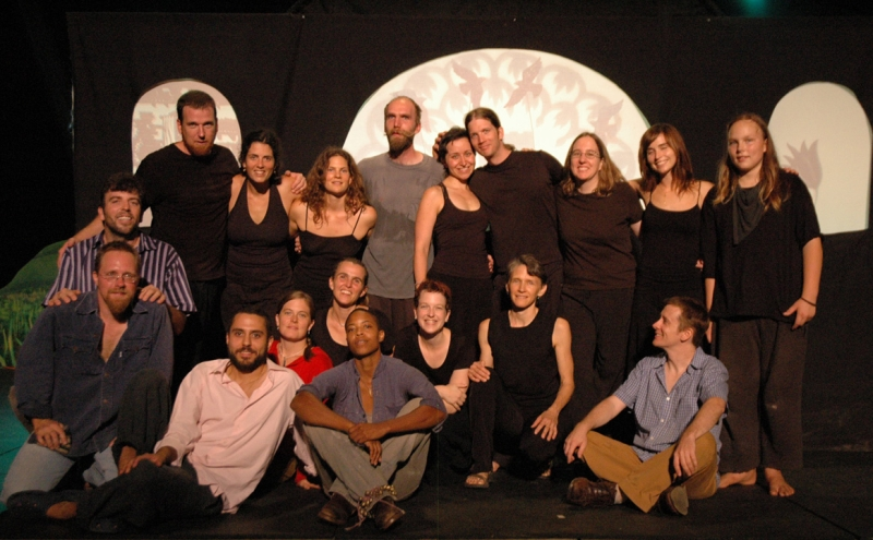 "Cast of ""As the Crow Flies"" 2006"