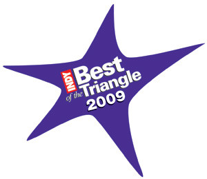 Indy Best of the Triangle 2009