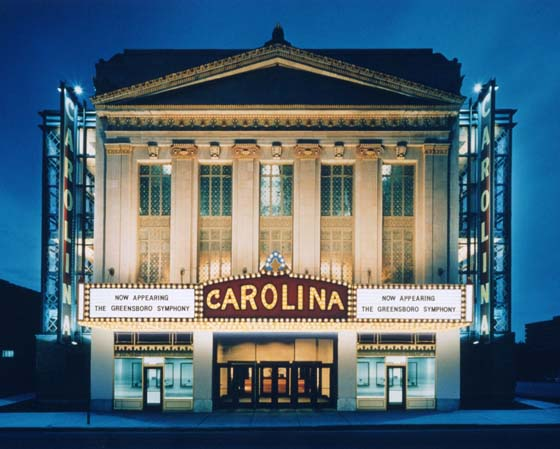 carolina theatre_exterior